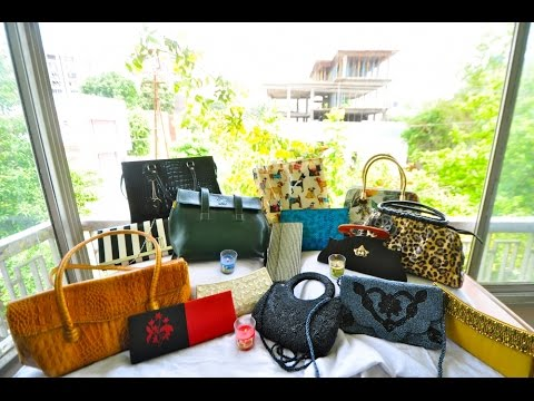 How to clean and maintain your Handbags and clutches