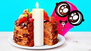 SWEET CAKE CANDLE for Slick Slime Sam