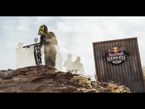 Red Bull Rampage 2017 - Best Moments [Fail/crash/jump]