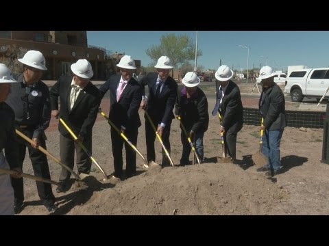 City of Albuquerque breaks ground on new road project