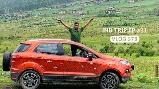 Dangerous & Terrific Drive from Phobjikha Valley to Trongsa, INB Trip EP #31