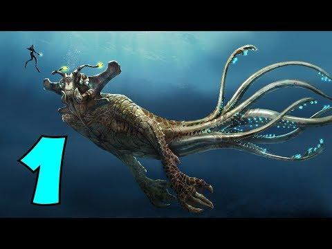 Subnautica | FEAR THE OCEAN | Part 1