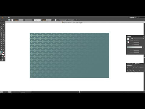 How to Create a Pattern Fade in Illustrator + Photoshop