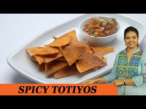 SPICY TORTILLAS