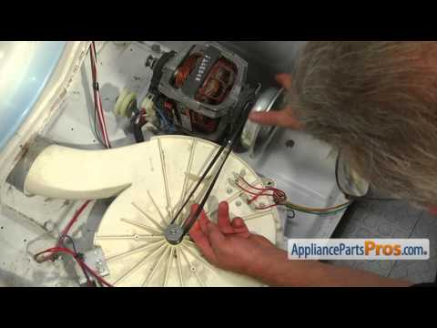 Dryer Blower Drive Pulley (part #WP8544739) - How To Replace