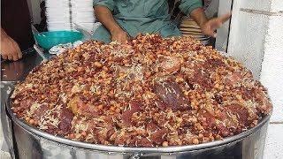 People are Crazy for  Zaiqa Chawal Qissa Khwani Bazaar | PAKISTANI STREET FOOD PESHAWAR