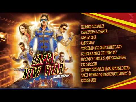 Happy New Year - Full Audio Songs JUKEBOX - Shah Rukh Khan - Deepika Padukone