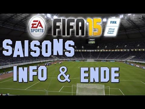 FIFA 15 Saisons [HD/GER] - Infos & Ende