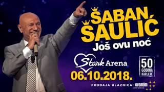 SABAN SAULIC - KONCERT U STARK ARENI (06.10.2018)