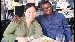 Why Chinese Women Marry Black Men?