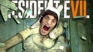 MAMA BOSS FIGHT! 🐰   Resident Evil 7: Biohazard #5