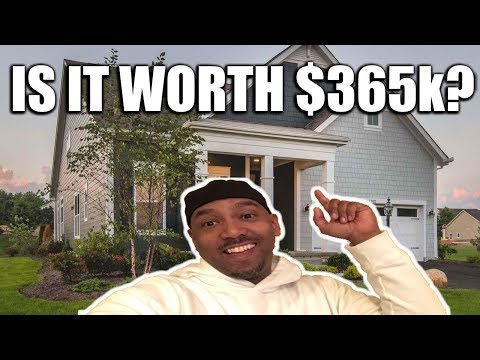 House Review: Would YOU Pay $365,000 For This House!?