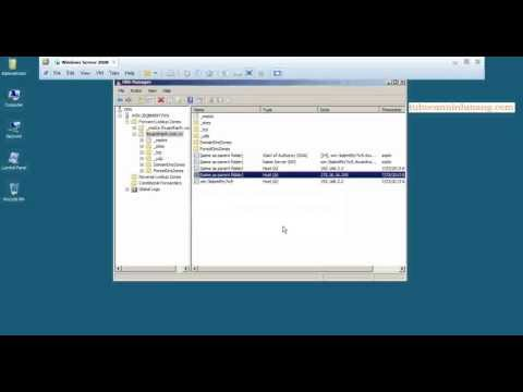 How to install and configure DNS on Windows Server 2008