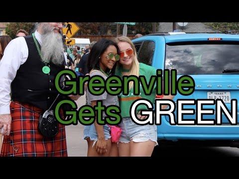 VLOG 326 | Greenville Gets GREEN
