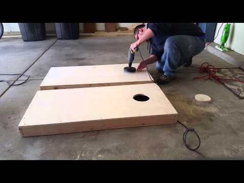 How to make a PERFECT Hole - Cornhole 101