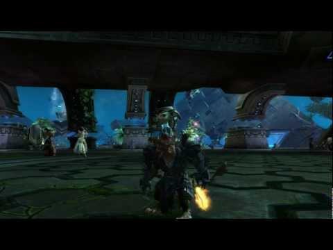 Guild Wars 2: Miniature Rytlock Brimstone Preview (Pre-Purchase Bonus Item)