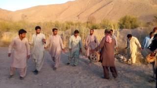 noshki sirmall group balochi doll chap