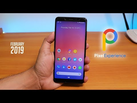 Pixel Experience 9 0 Pie On Redmi Note 5 Pro || February