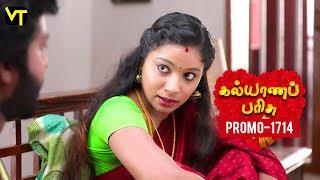 Kalyanaparisu Tamil Serial - கல்யாணபரிசு | Episode 1724 - Promo | 6 Nov 2019 | Sun TV Serials