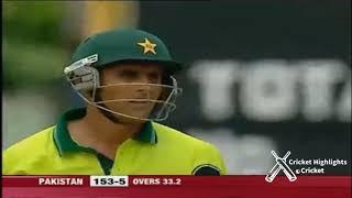 Pakistan vs West Indies 1st ODI Match 2005