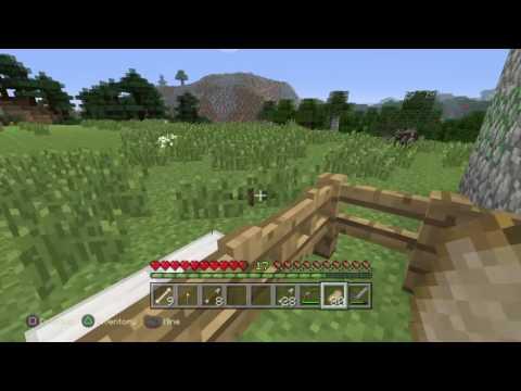 Minecraft:Lets fight: skeletons [3]