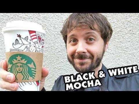 STARBUCKS BLACK & WHITE MOCHA - Max's Munchies