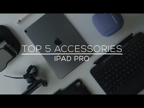5 AMAZING iPad Pro Accessories You'll Love!