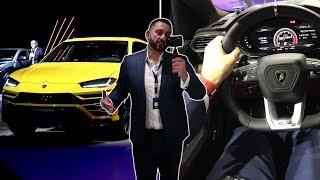 I Ordered the New Lamborghini Urus!