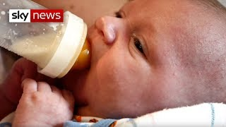 Addicted At Birth: The Babies Hooked On Heroin | Special Report | Sky News