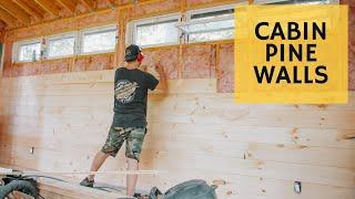 EPIC Cabin Interior - Cabin Build Ep.40
