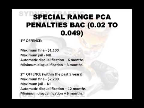 Penalties - DUI Lawyers Sydney | Best Drink Driving Lawyer DUI Experts Sydney NSW