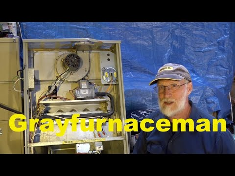 The your heat exchanger is cracked so your furnace must be replaced scam