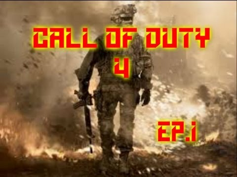 CALL OF DUTY 4 GAMEPLAY  #EP:1