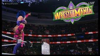 Asuka WINS 30 Woman Royal Rumble Match! #royalrumble! Asuka Royal Rumble 2018 Winner