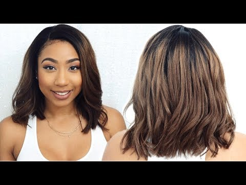 ♥︎ The Most Realistic Ombre Bob EVER! OMGHerHair