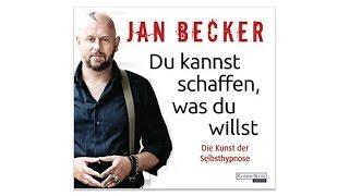 Jan Becker Du Wirst Tun Was Ich Will Hypnose Techniken Für Den