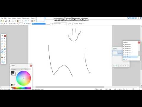 how to reopen paint and other windows in paint.net