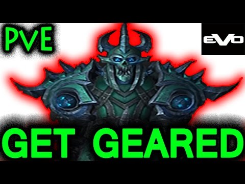 WoD 6.0.2 | How to get Ready/Fully PvE Geared Fast & Easy