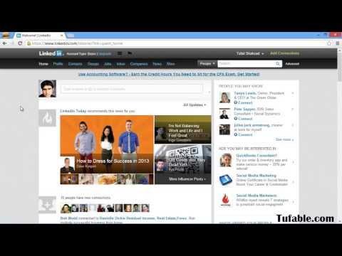 How to remove LinkedIn Endorsements