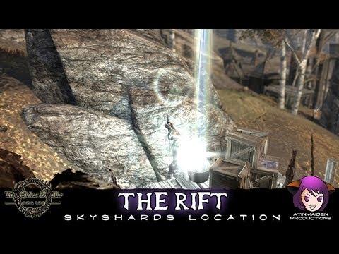 The Rift Ce Treasure Map Location Elder Scrolls Online Rift Quest