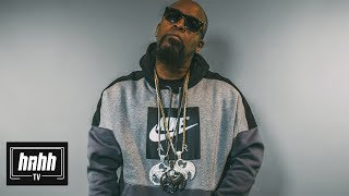 "Tech N9ne on Punk/Metal Influence in Rap, TDE, ""Planet"" & Much More (HNHH Interview 2018)"