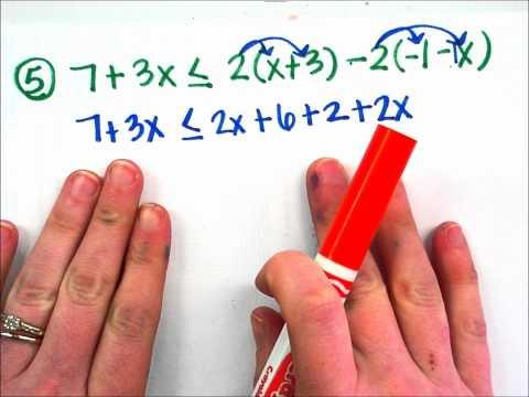 Solving Inequalities.wmv