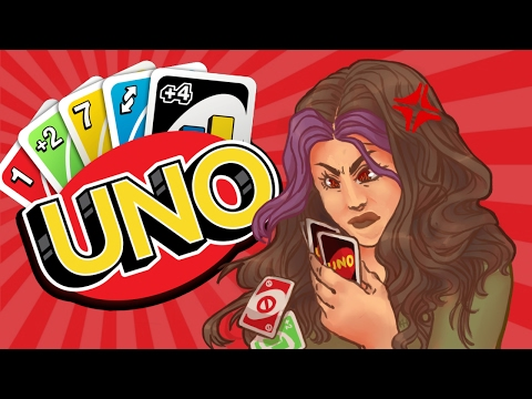 WELCOME TO UNO HELL | Uno