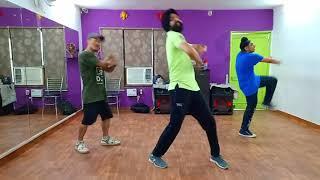 Swag Saha Nahi Jaye | Happy Phirr Bhag Jayegi | Sonakshi Sinha bollywood bhangra choreography