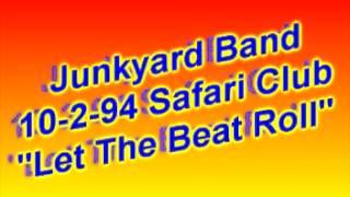 JYB 10 2 94 Safari Club Let The Beat Roll