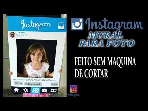 INSTAGRAM POSTER PARA FOTO | PERFEITO PARA FESTA | CUP N CAKES GOURMET