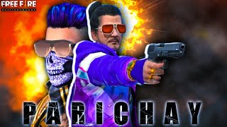 THE BIGGEST GANGSTER || PARICHAY || FREE FIRE SHORT ACTION FILM || RISHI GAMING