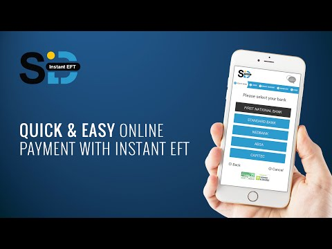 Quick & Easy Online Payments on Any Device with SID Instant EFT