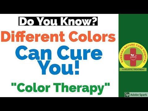 Chromotherapy - How Color Therapy Can Cure You |  Home Remedies