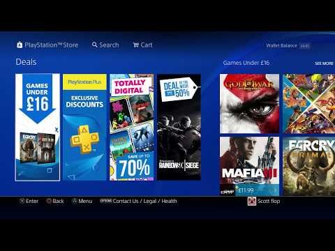 PS4 GAMES UNDER 16 - PS PLUS DEALS - PSN VIDEO GAME SALE